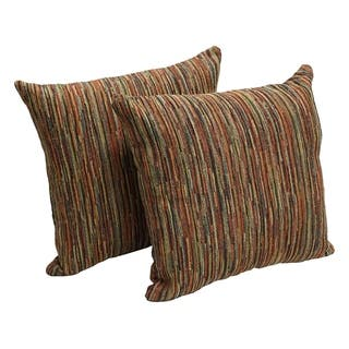 Joseph's Robe 17-inch Chenille Accent Throw Pillow (Set ...