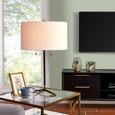 Carson Carrington Ulvsby 2-light Table Lamp