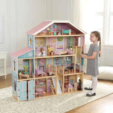 Buy Dollhouses Online at Overstock | Our Best Dolls & Dollhouses Deals