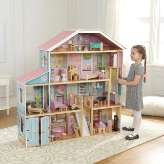Shop Kidkraft Majestic Mansion Dollhouse Free Shipping Today
