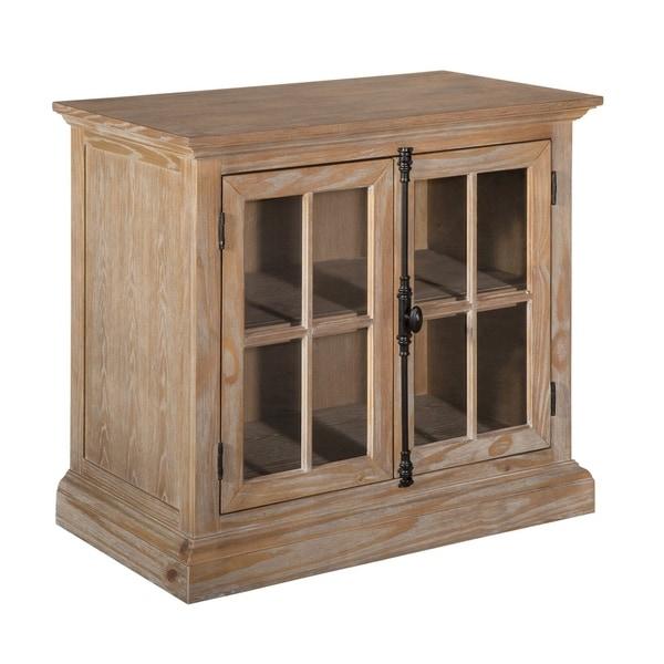 Finch Cabinet, Oak
