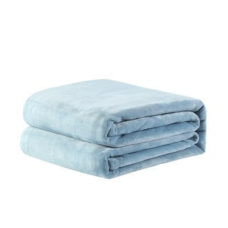 Springmaid Hampton Extra Soft Plush Bed Blanket