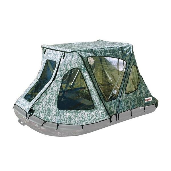 Shop ALEKO Waterproof Winter Digital Print Tent For 12.5