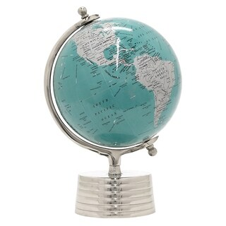 "Three Hands 15.5 "" Blue - GLOBE 12"" - NICKEL"