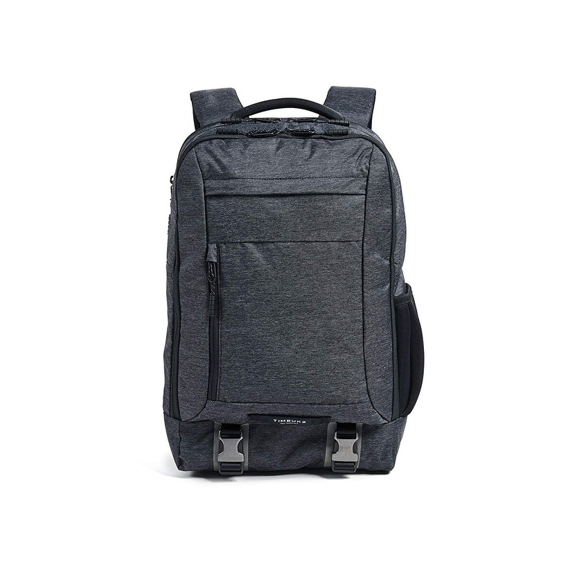 8e404a18ea4 Details about Timbuk2 Authority Laptop Backpack Jet Black Static OS