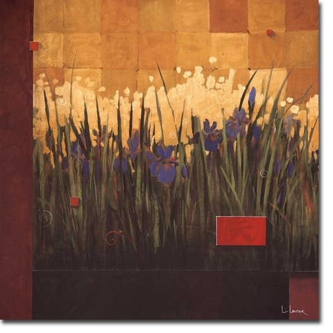 The Heavenly Art of Gardening by Don Li-Leger Gallery Wrapped Canvas Giclee Art