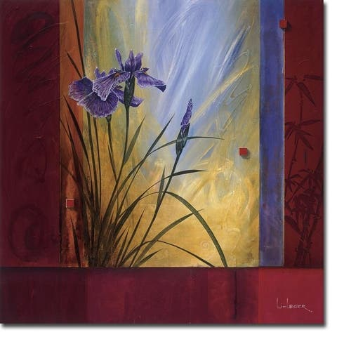 L'Espirit du Printemps (The Spirit of Spring) by Don Li-Leger Gallery Wrapped Canvas Giclee Art
