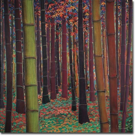 Magical Forest by Don Li-Leger Gallery Wrapped Canvas Giclee Art