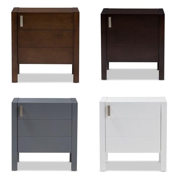 Night Stand Designs : Shop urban designs kouma wood nightstand free shipping today