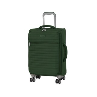 it luggage Quilte 21.5-inch Lightweight Expandable Carry On Spinner Suitcase