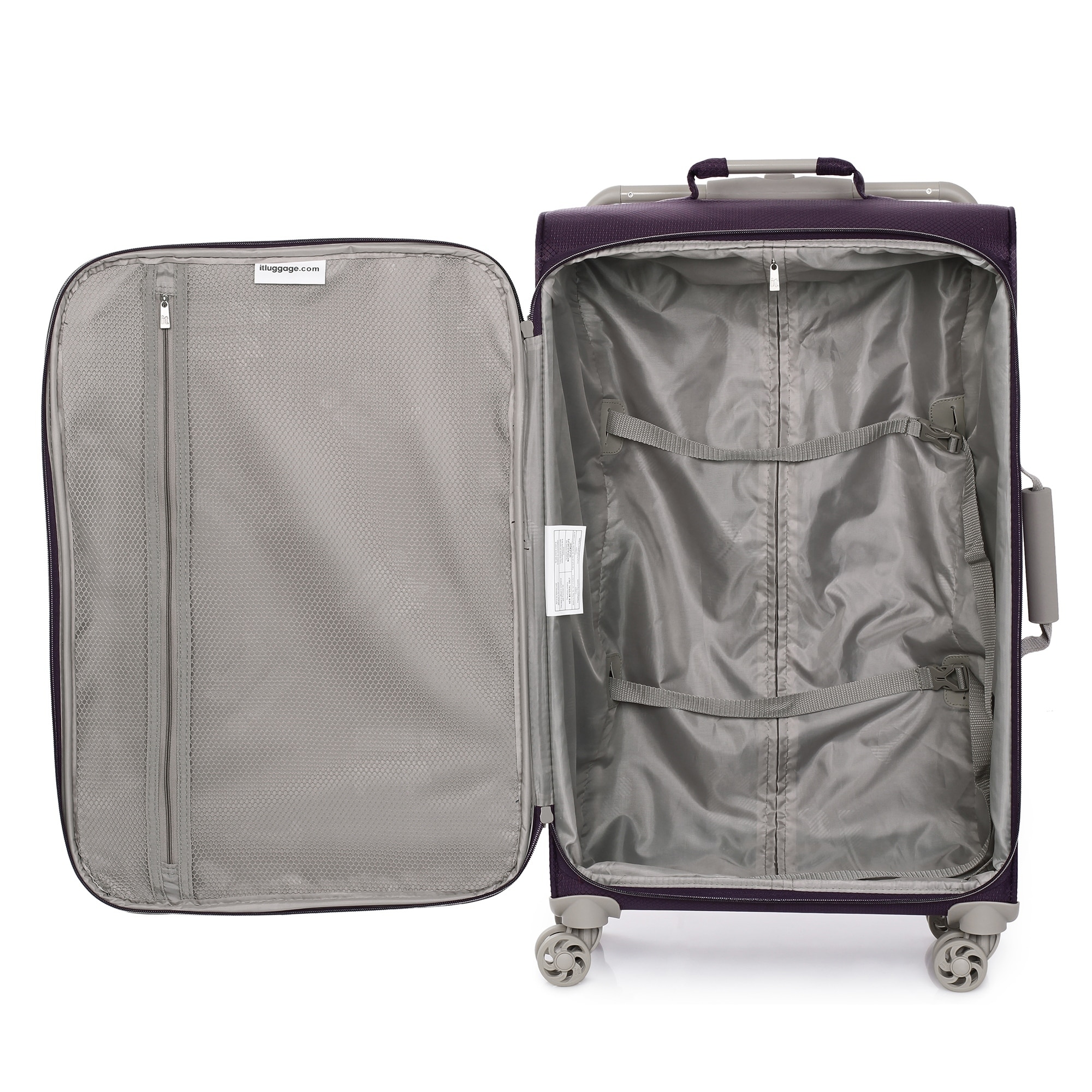 it-luggage-World-039-s-Lightest-27-6-034-Lightweight-Spinner-Suitcase thumbnail 10