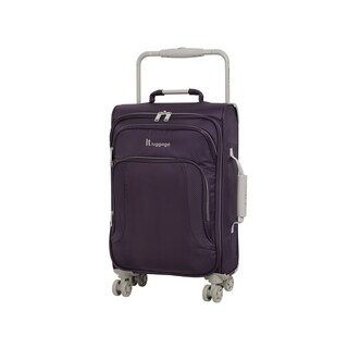 it luggage World's Lightest® 22-inch Lightweight Carry On Spinner Suitcase
