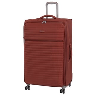 it luggage Quilte 31.3-inch Lightweight Expandable Spinner Suitcase