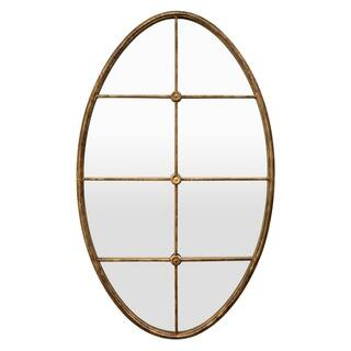 "Three Hands 40 "" Gold - METAL WALL MIRROR DECORATiON"