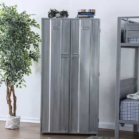 Carbon Loft Durrant Double-door Storage Locker