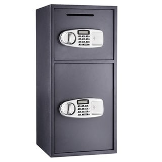 Paragon Double Door Digital Depository Safe