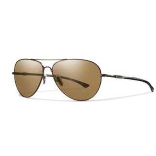Smith Audible N Men Sunglasses - Silver