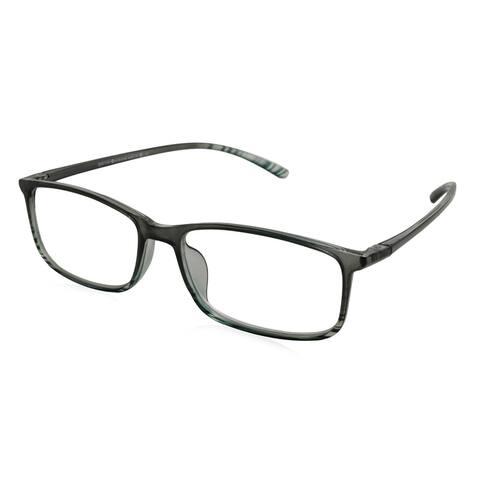Gabriel + Simone Andre Grey Men Reading Glasses