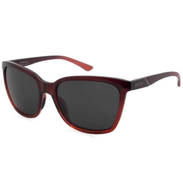 34900ddba0f Shop Smith Colette N Women Sunglasses - Red - Free Shipping Today -  Overstock.com - 23446593