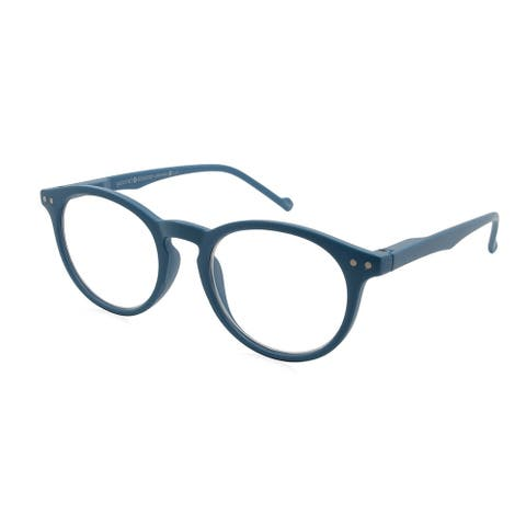 514a884c55 Gabriel + Simone Aubrie Dark Blue Women Reading Glasses