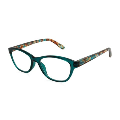 a2e415056ecb Gabriel + Simone Beatrice Green Women Reading Glasses