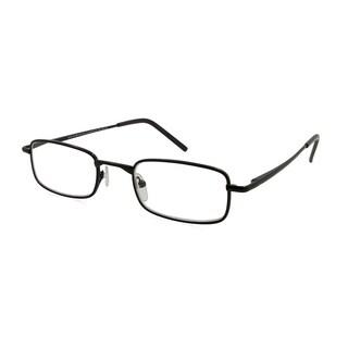Gabriel + Simone Classique Black Men Reading Glasses