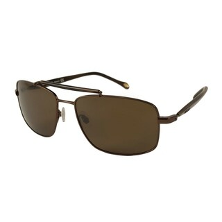 Fossil Suns Barry Men Sunglasses - Brown
