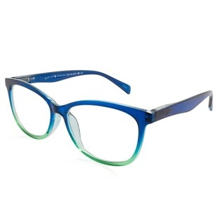 Gabriel + Simone Zoe Blue Green Fade Women Reading Glasses