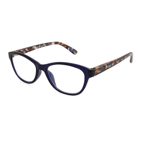 Gabriel + Simone Beatrice Purple Women Reading Glasses
