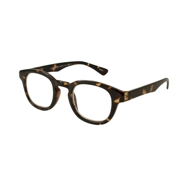 0fb5fd1551a Shop Gabriel + Simone Evon Tortoise Unisex Reading Glasses - Free Shipping  On Orders Over  45 - Overstock - 23447261