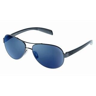 Native Haskill Unisex Sunglasses - Gunmetal