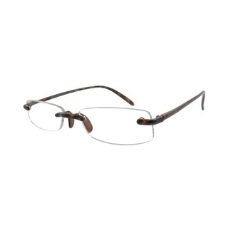 Gabriel + Simone Le Gel II Tortoise Unisex Reading Glasses