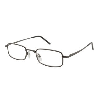 Gabriel + Simone Classique Gunmetal Men Reading Glasses
