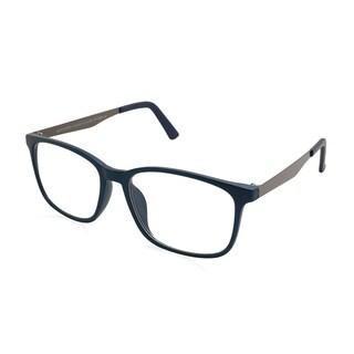 Gabriel + Simone Claude Navy Men Reading Glasses - Blue