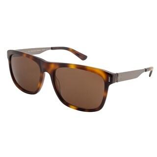 Calvin Klein CK8003S Men Sunglasses - Brown