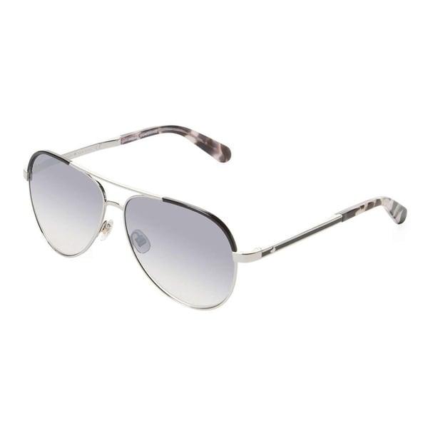 740497dc66 Shop Kate Spade Amarissa Women Sunglasses - Silver - Free Shipping ...