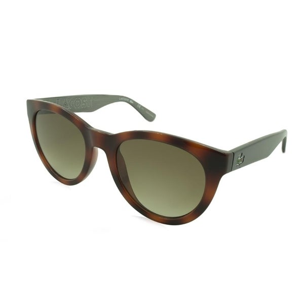 147700760cae Shop Lacoste L788S Women Sunglasses - Brown - On Sale - Free Shipping Today  - Overstock - 23447679