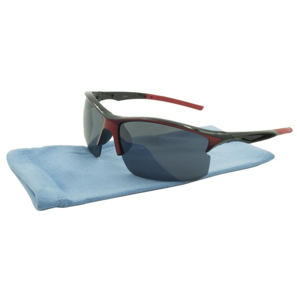 8e45e0ebb8 Shop Alta Vision Sport Moab Unisex Sunglasses - Blue - Free Shipping On  Orders Over  45 - Overstock.com - 23447707