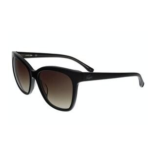 Lacoste L792S Women Sunglasses - Black