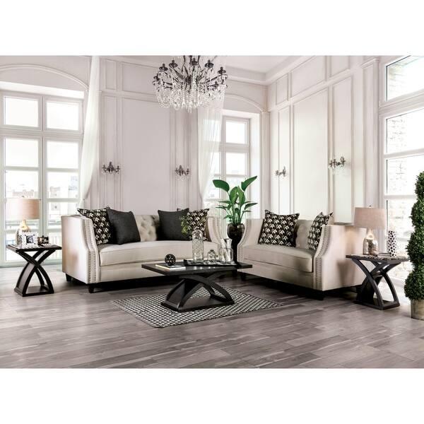 Prime Shop Michaela Transitional Beige Tuxedo Sofa By Foa On Beatyapartments Chair Design Images Beatyapartmentscom