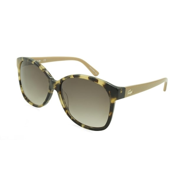 f3a081a289f3 Shop Lacoste L701S Women Sunglasses - Brown - Free Shipping Today -  Overstock - 23447862