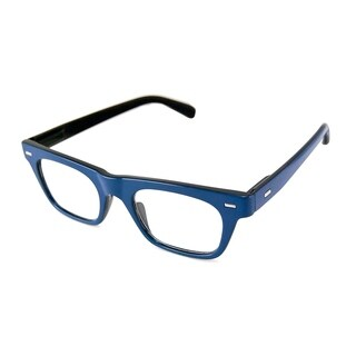 Gabriel + Simone Lyon Blue Unisex Reading Glasses