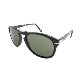 Persol PO0714 Folding Men Sunglasses - Brown