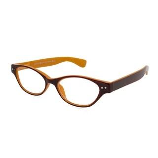 Gabriel + Simone Le Maire Red/Orange Women Reading Glasses - Red