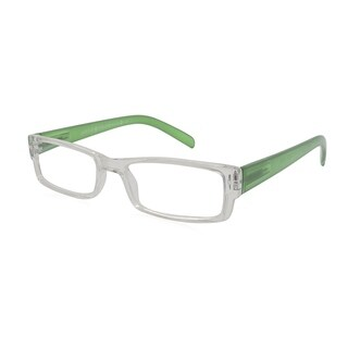 Gabriel + Simone Renne Green Unisex Reading Glasses