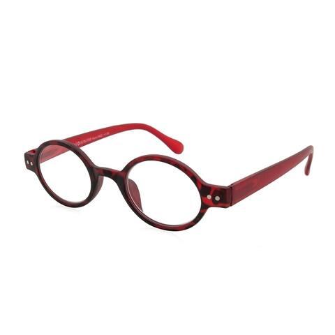 Gabriel + Simone Remi Red Tortoise Unisex Reading Glasses