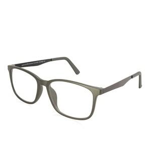 Gabriel + Simone Claude Gunmetal Men Reading Glasses - Silver