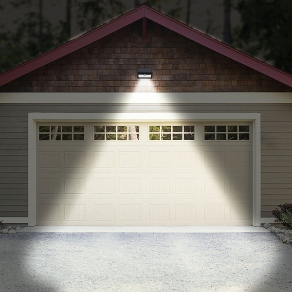 solar panel outdoor lights home 25 led weatherproof solar powered outdoor motion sensor wall light night lamp black shop