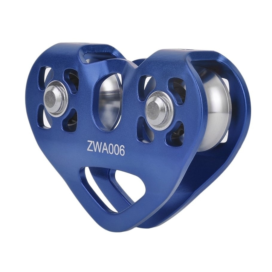 Zipline Fast Speed pulley NEW Zip Line Cable Trolley