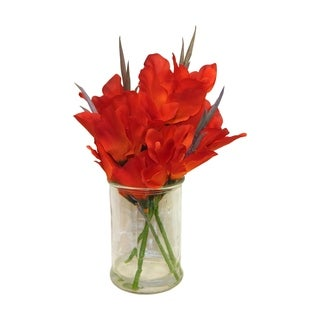Canna blossom arrangement